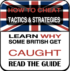 How to cheat in United Kingdom