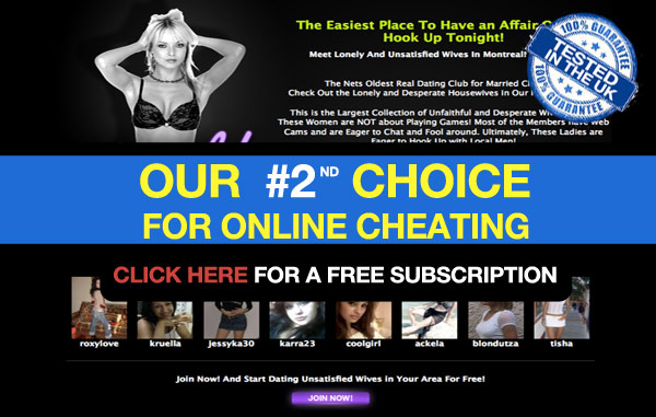 Dating for cheaters india