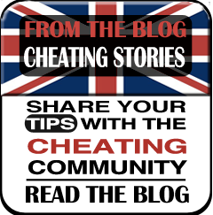 Cheating stories in London, UK