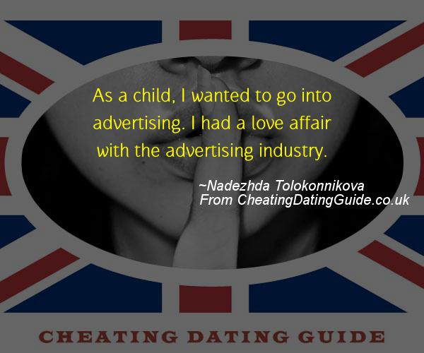 Cheating Quote - Nadezhda Tolokonnikova - Cheating Stories quote image