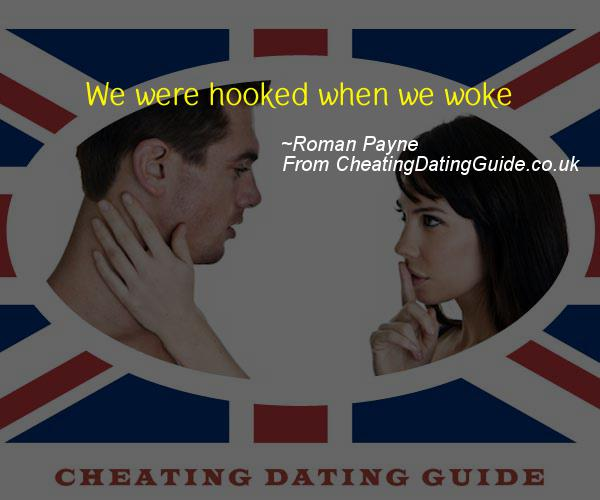 Cheating Quote - Roman Payne - Cheating Stories quote image