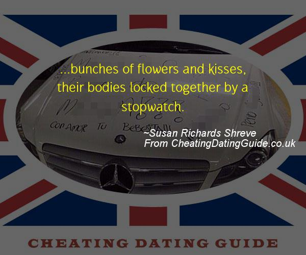 Cheating Quote - Susan Richards Shreve - Cheating Stories quote image