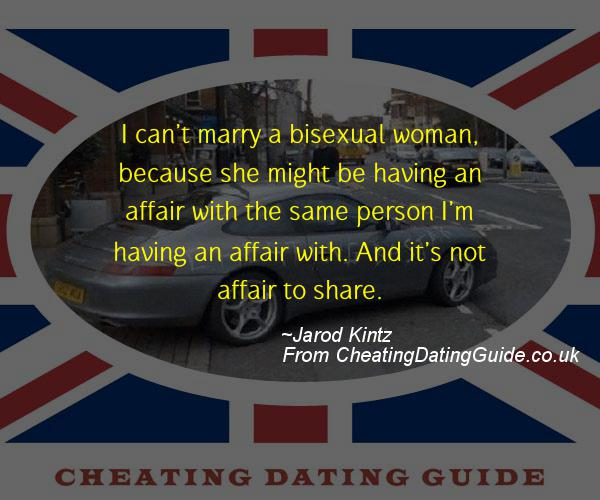 Cheating Quote - Jarod Kintz - Cheating Stories quote image