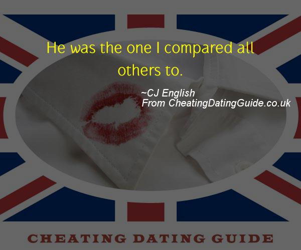 Cheating Quote - CJ English - Cheating Stories quote image