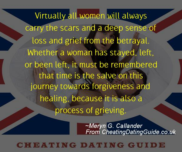 Cheating Quote - Meryn G. Callander - Cheating Stories quote image
